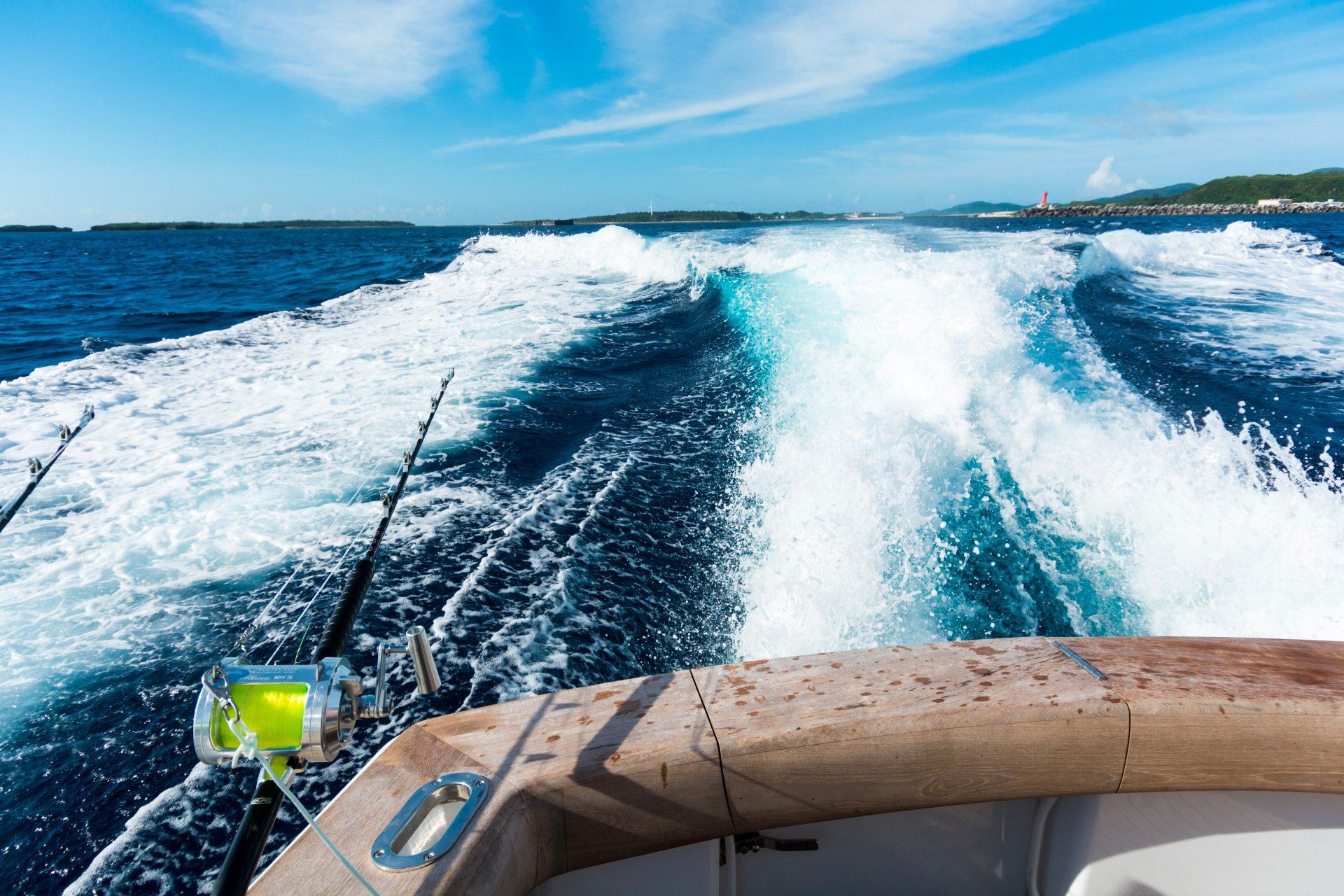 プレジャーボート・釣り・漁船・業務船・船外機・エンジン・パーツ・機器など
